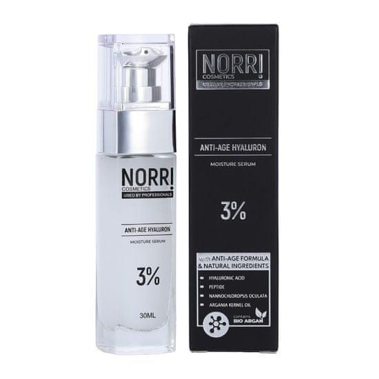 Norri Kyselina hyaluronová 3% sérum 30ml