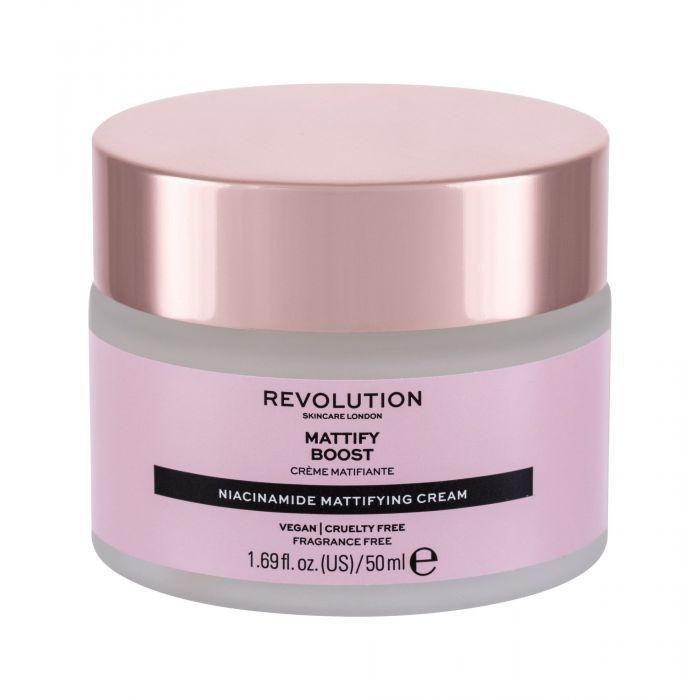 Revolution Skincare, Mattify Boost, krém na obličej 50ml