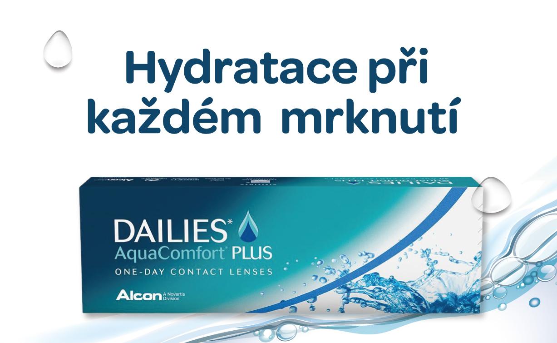 čočky dailies aquacomfort plus 30 ks