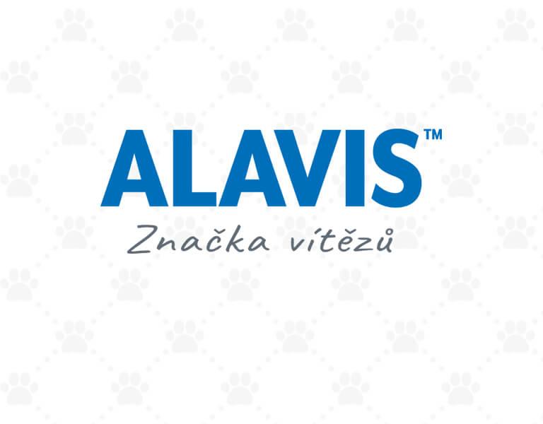 Alavis banner, veterinární přípravky Alavis