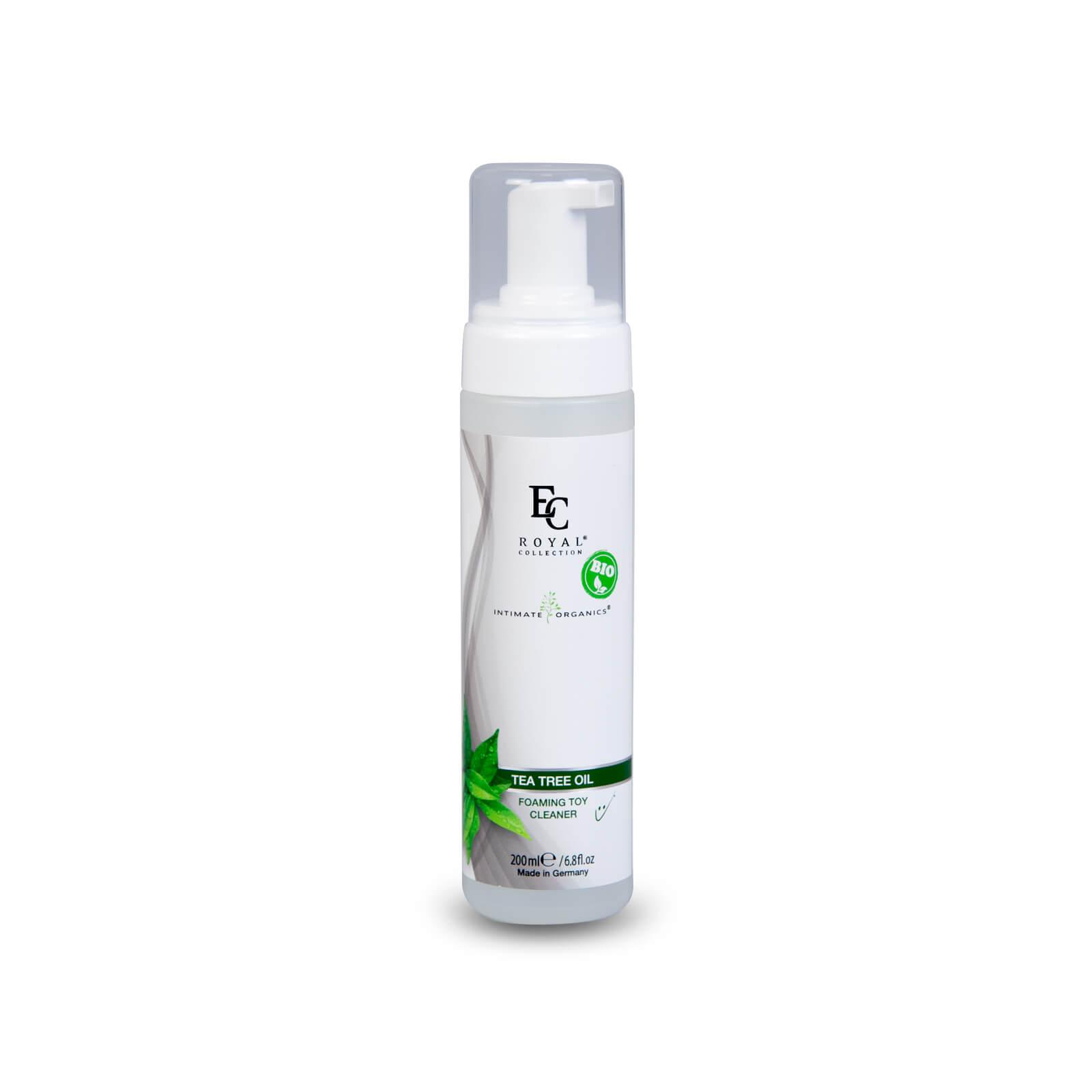 Intimate Organics Bio Dezinfekce Tea tree Oil Alkohol Free 200ml