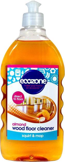 Ecozone Na dřevěné a laminátové podlahy 2v1, 500ml