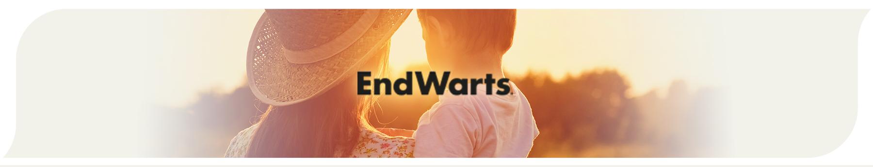 Endwarts, domácí ošetření bradavic