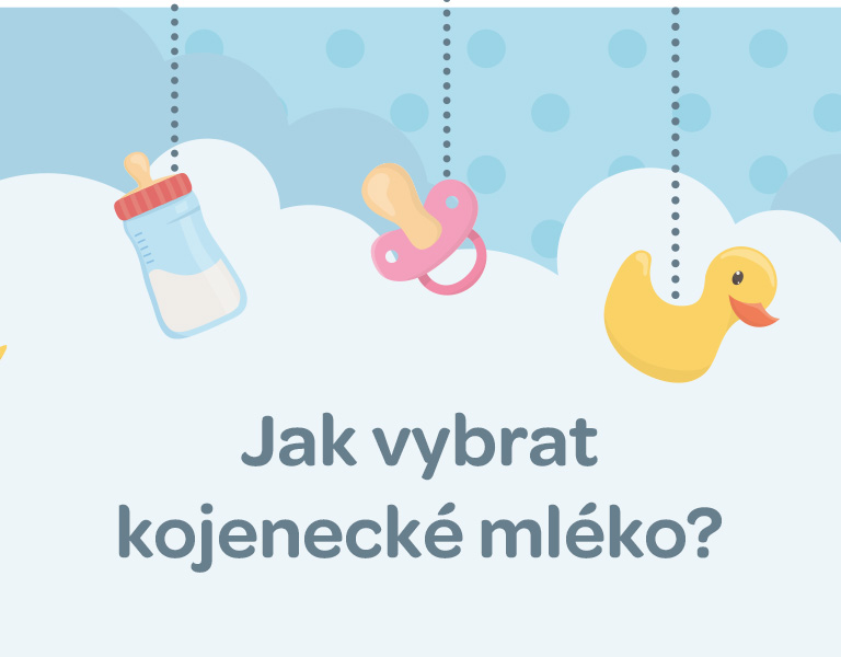 jak vybrat kojenecke mleko