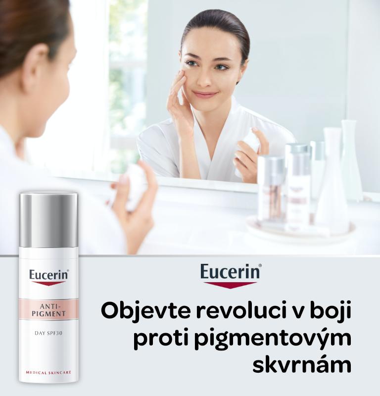 Eucerin AntiPigment denný krém SPF30
