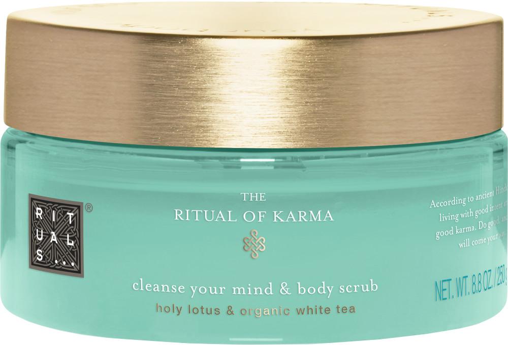 Rituals Karma, Tělový peeling 250g