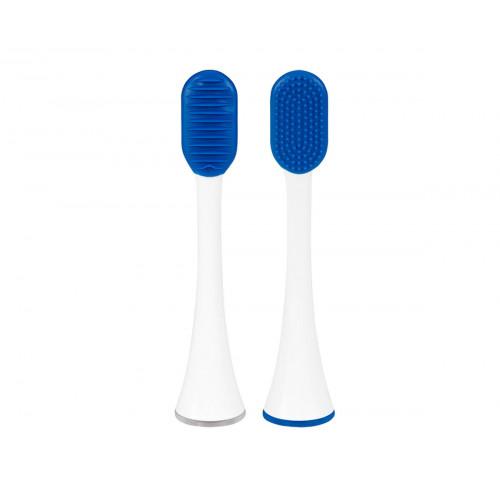 Silk'n Náhradní škrabky na jazyk pro zubní kartáček Sonic Smile 2ks