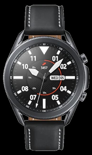 Samsung Galaxy Watch3 černé R840 (45mm)