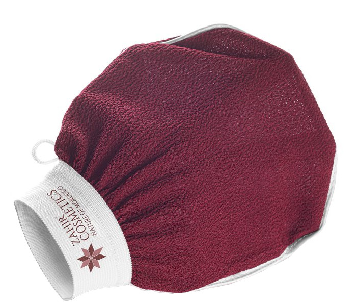 Zahir Cosmetics Kessa - marocká peelingová rukavice 1ks