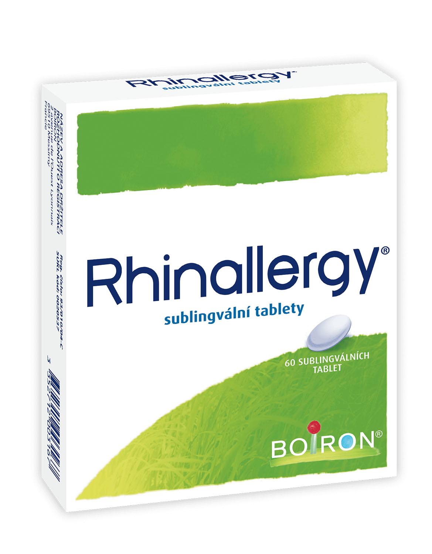 Rhinallergy orální tablety adh. 60