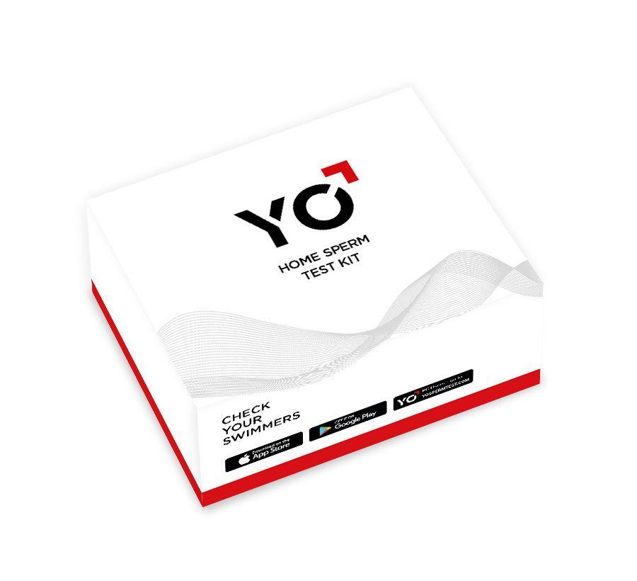 YO Test plodnosti pro muže – 2 testy, verze pro Android, MAC a PC