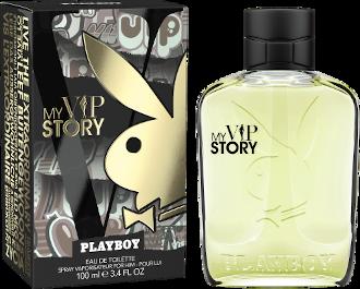 Playboy MY VIP STORY Male EdT 100ml