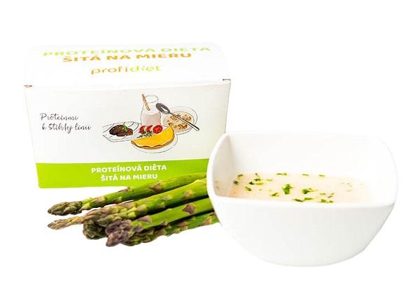 Profidiet Proteinové krémové polévky - mix 286g