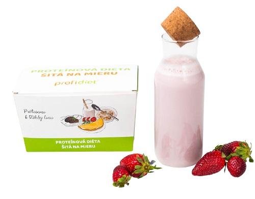 Profidiet Proteinová snídaně a svačiny - mix 305g