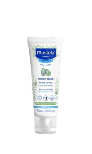 Mustela Hydra Bébé® Hydratační krém na obličej 40ml