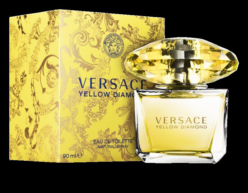 Versace Yellow Diamond Toaletní voda pro ženy, 200ml