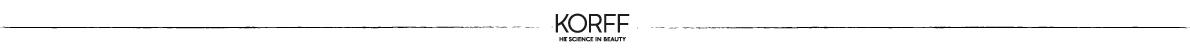 kosmetika, korff, dekorativní kosmetika