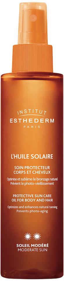 Institut Esthederm  Esthederm Tělový olej pro mírné slunce 150ml