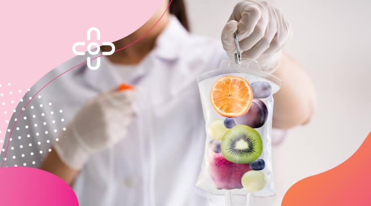 Infuze s vitamínem C