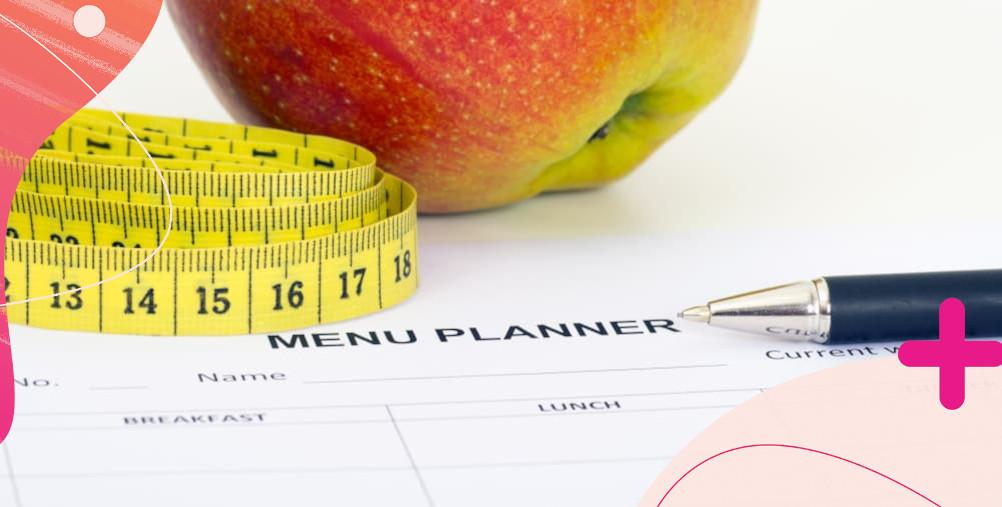 7 denní individuální jídelníček na míru včetně návrhu suplementace
