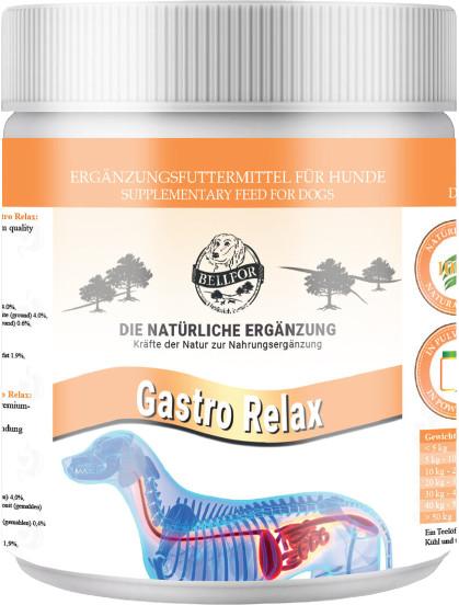 Bellfor Gastro Relax - Při problémech s trávením, prášek 250g