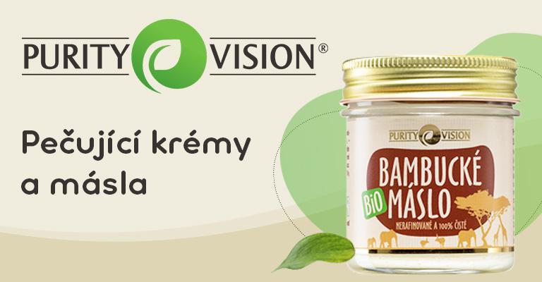 purity vision, BIO, přírodní produkt