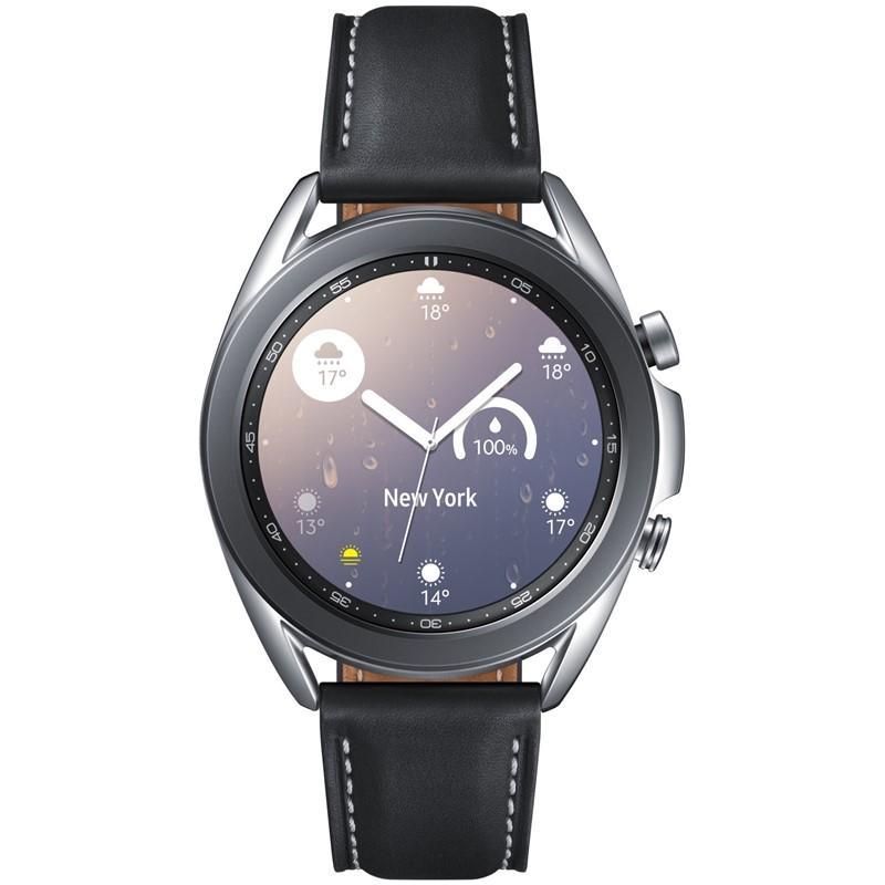 Samsung Galaxy Watch3 41mm Stříbrné