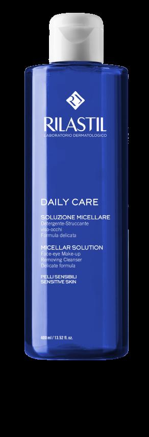 Rilastil daily care zklidňující micelární voda 400ml