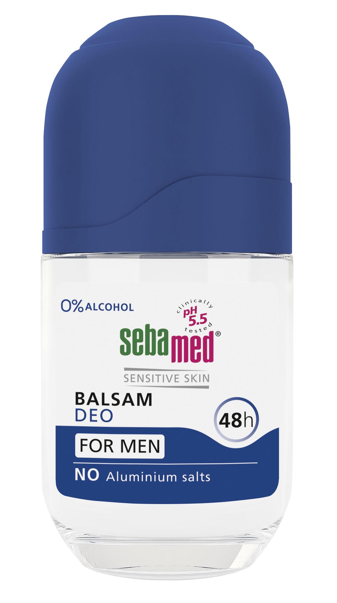 SEBAMED Roll-on balzám pro muže 50ml