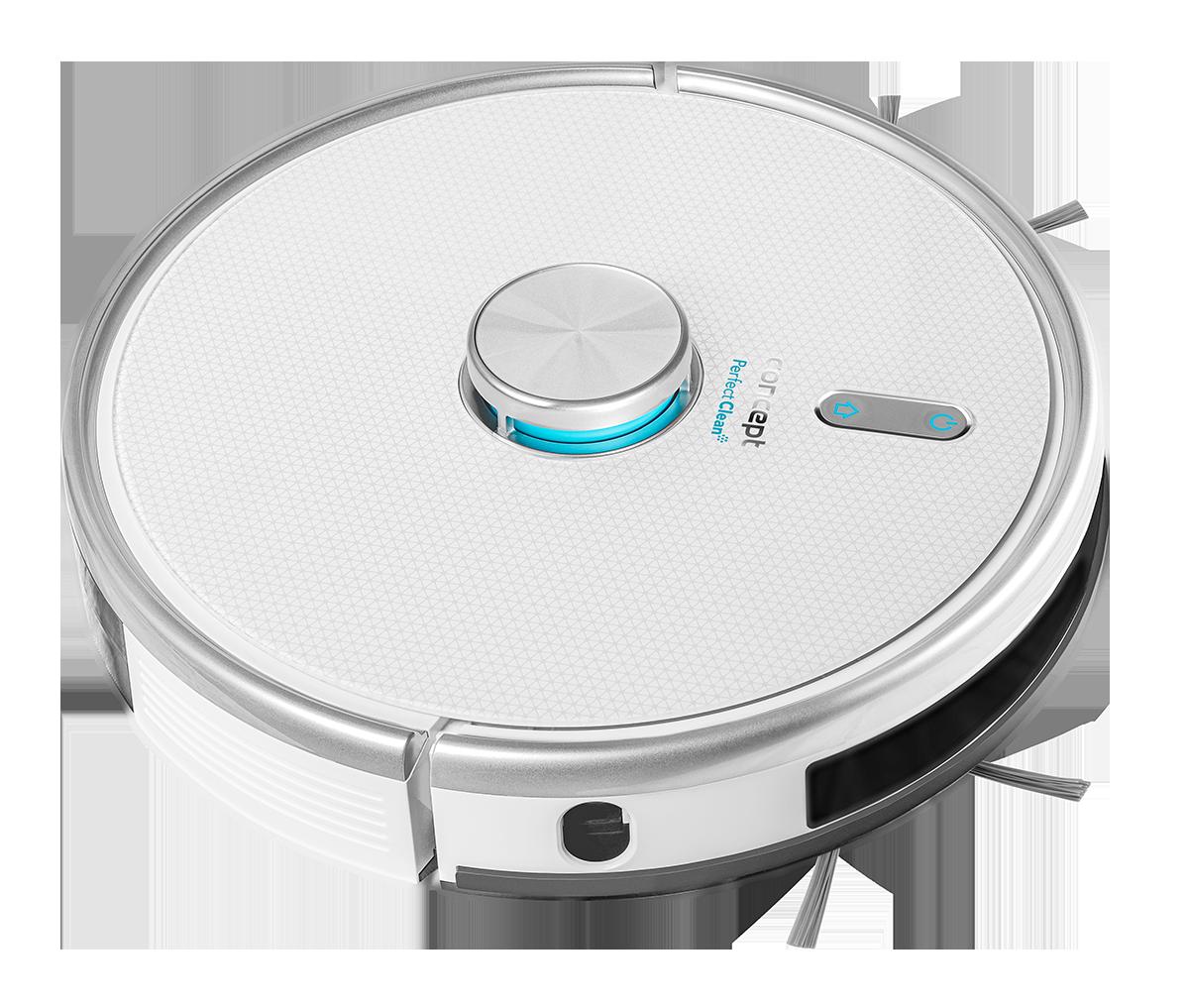 Concept Robotický vysavač s mopem 3v1 Perfect Clean laser UVC Y-Wash VR3205