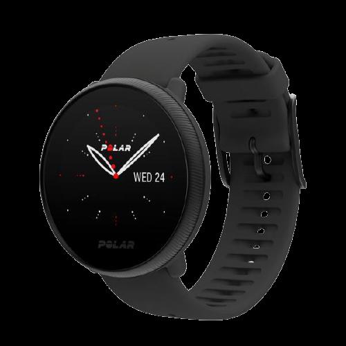 POLAR IGNITE 2 Fitness hodinky černo/perleťové vel. S-L