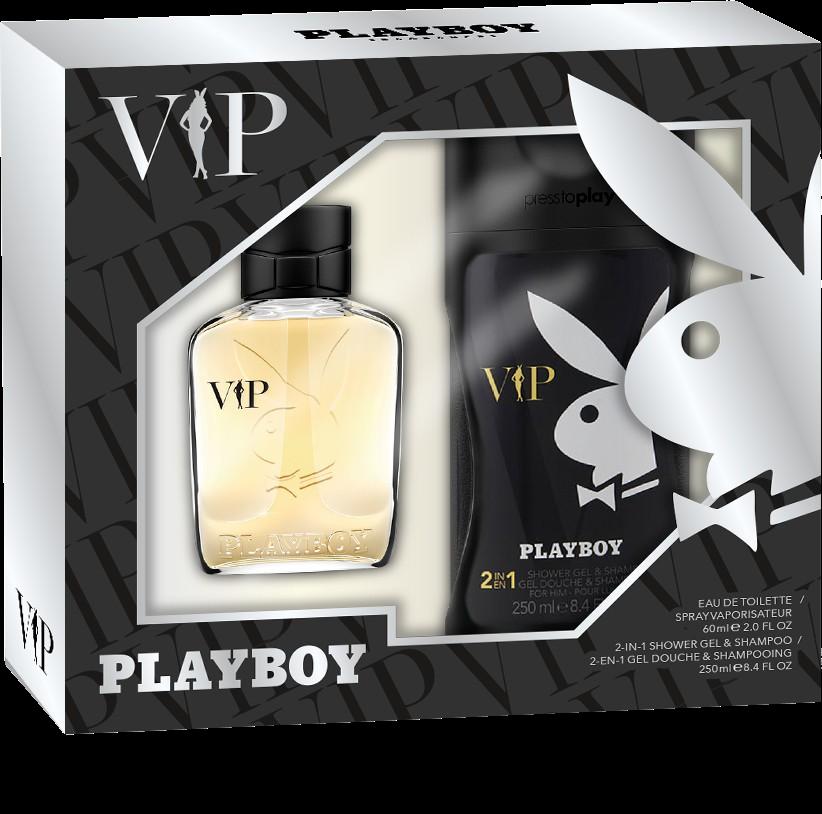 Playboy VIP Male set 2ks