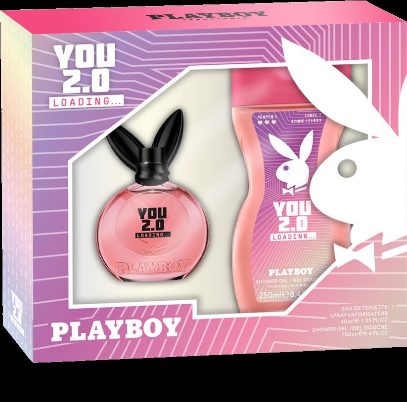 Playboy You 2.0 Loading Female set 2ks