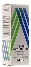 Tears Naturale II kapky oční 15ml