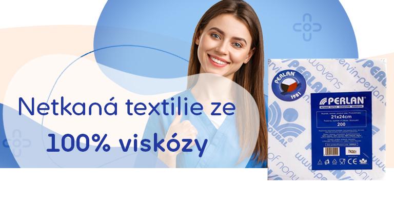 textilie, zdravotnictví, hygiena