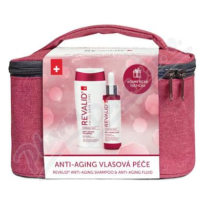 Revalid®  Revalid Anti-Aging vlasová péče set Promo 2021