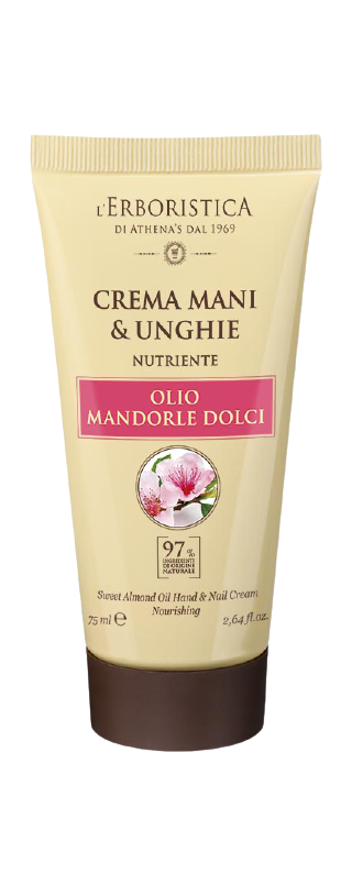Erboristica Krém na ruce s mandlovým olejem 75ml