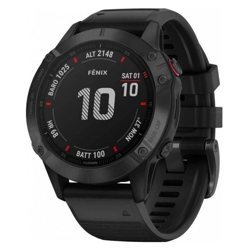 Garmin Hodinky GPS Fénix 6 PRO Black Black