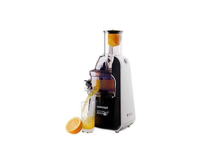 Concept Lis na ovocie a zeleninu Home Made Juice BLACK LO7067 čierny