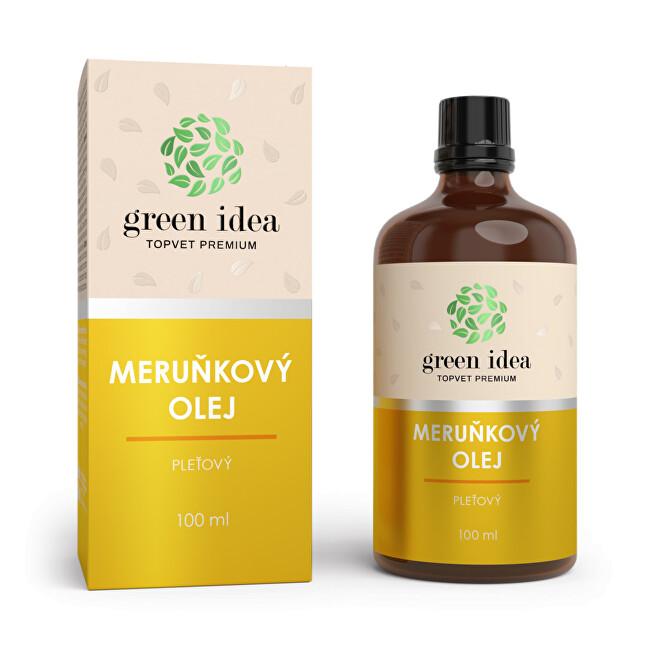 Topvet Meruňkový olej 100% 100ml