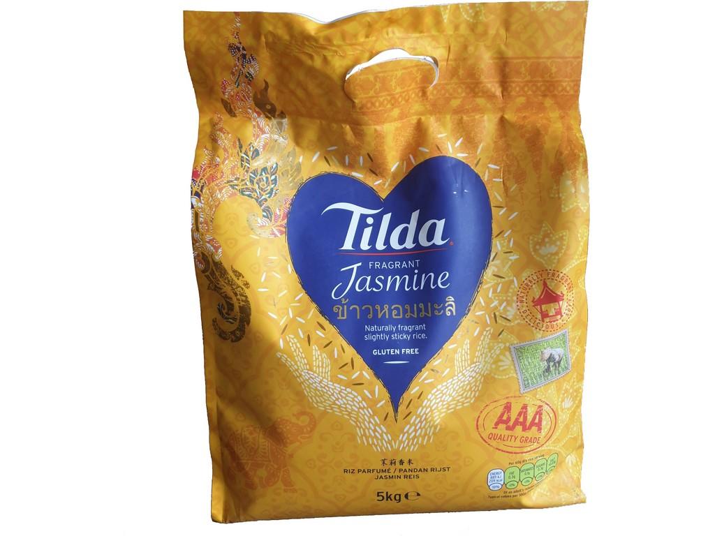 Tilda Jazmínová ryža 5 kg
