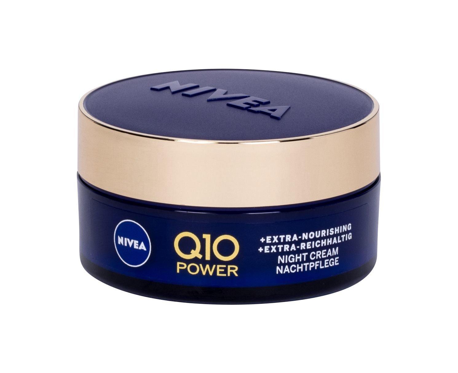 Nivea Q10 Power Nočný pleťový krém 50ml