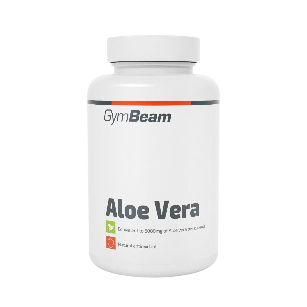 GymBeam Aloe Vera 90 kapsúl