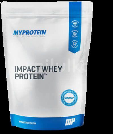 MyProtein Impact Whey Protein 2500g Čokoláda / Mäta