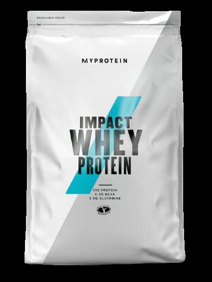 MyProtein Impact whey protein 1000g Čokoláda / Stevie