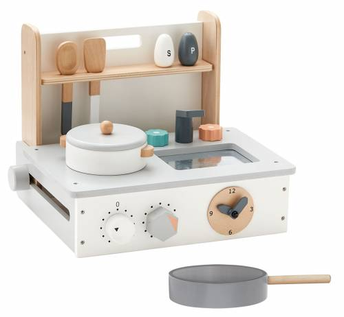Kids Concept Mini kuchynka drevená Bistro