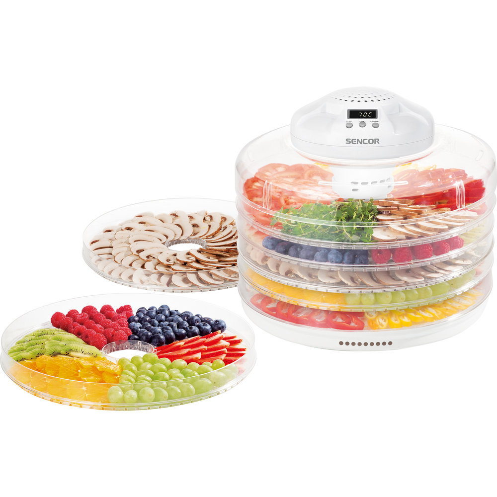 Sencor Sušička ovocia SFD 4235WH sušička ovocia