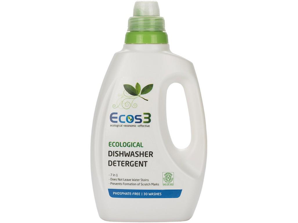 ECOS3 Ekologický gél do automatickej umývačky riadu 750ml