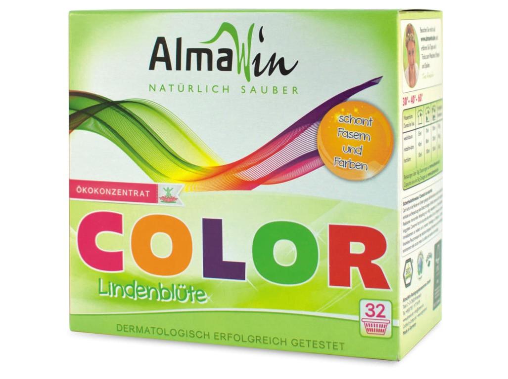 Almawin Prášek na barevné a jemné prádlo 1kg