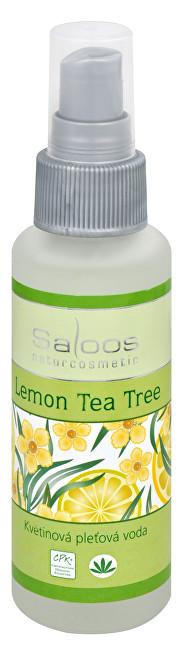 Saloos Kvetinová pleťová voda - Lemon tea tree 50ml